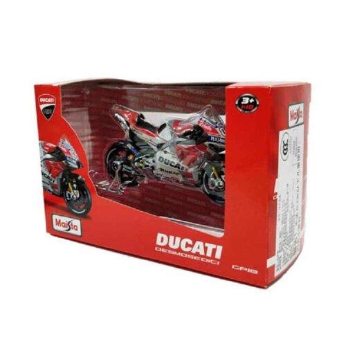 Ducati Desmosedici #04 Andrea Dovizioso MOTO GP 2018 1:18