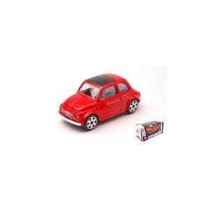 Fiat 500 1965 1:43 rood