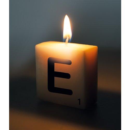 Letterkaarsje - E