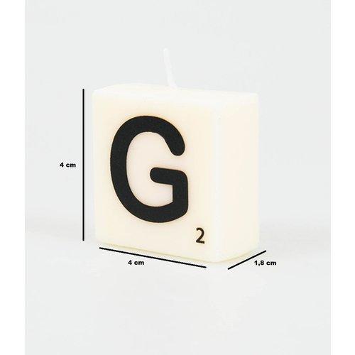 Letterkaarsje - G