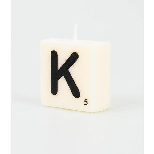 Letterkaarsje - K