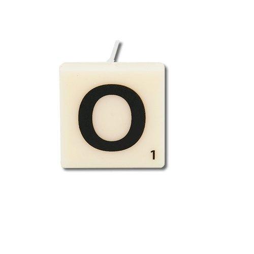 Letterkaarsje - O