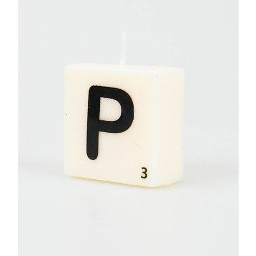 Letterkaarsje - P