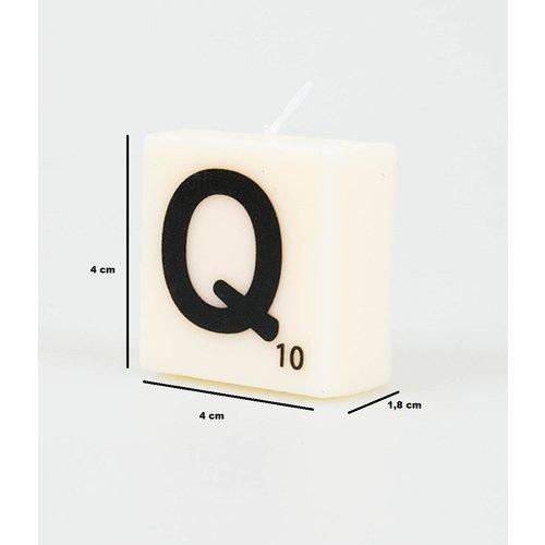 Letterkaarsje - Q