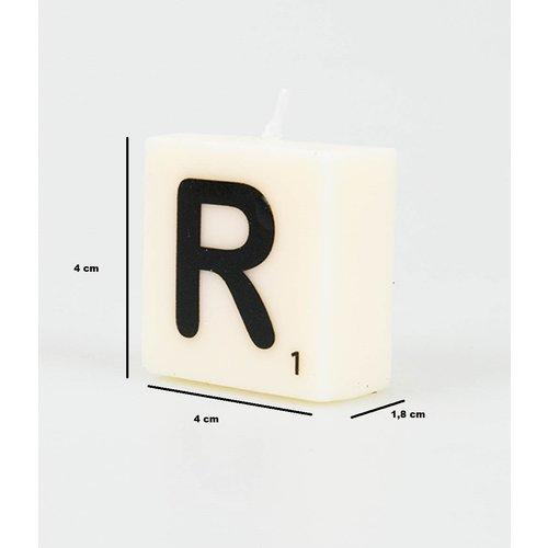 Letterkaarsje - R
