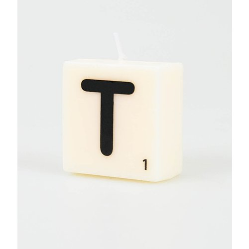 Letterkaarsje - T