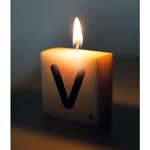 Letterkaarsje - V