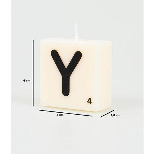 Letterkaarsje - Y