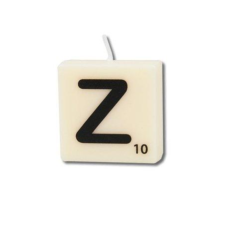 Letterkaarsje - Z