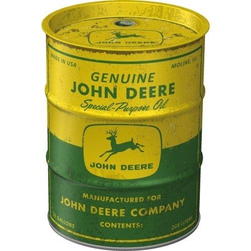 John Deere Money Box Oil Barrel John Deere - Special Purpose Oil