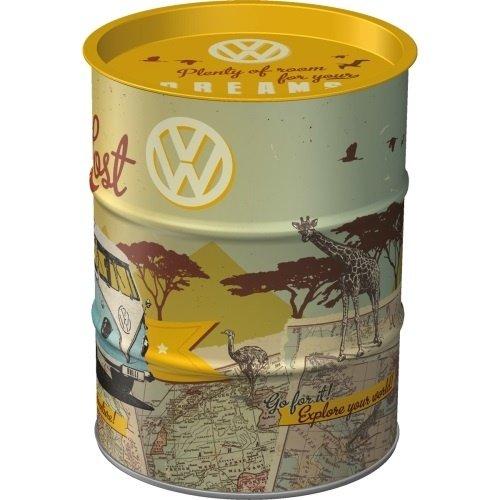 Volkswagen Money Box Oil Barrel VW Bulli – Let's Get Lost