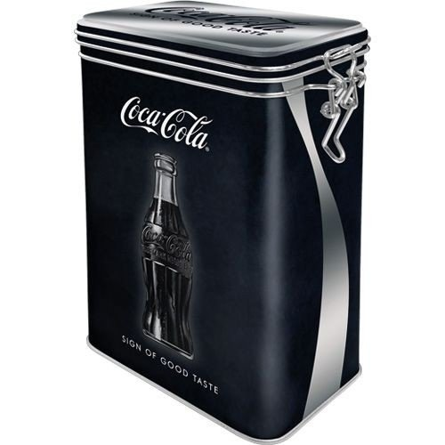 Coca-Cola Coca-Cola Good Taste 3D Clip Top Box NA31101