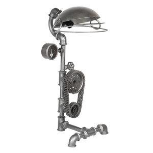 Industrielle Tischlampe 36x29x69 cm