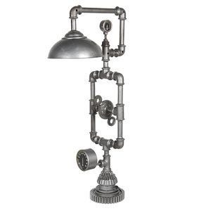 Industriële vloerlamp 46x26x98 cm