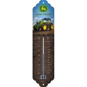John Deere John Deere metalen thermometer