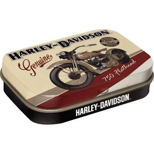 Harley Davidson Harley-Davidson Flathead Mint Box