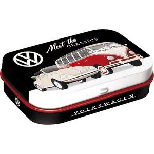 Volkswagen Volkswagen Meet The Classics Metall Minzbox