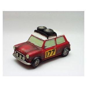Mini Mini Cooper Rally 177 rood