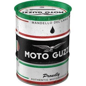 Spaarpot Olievat Moto Guzzi Italian Motorcycle Oil