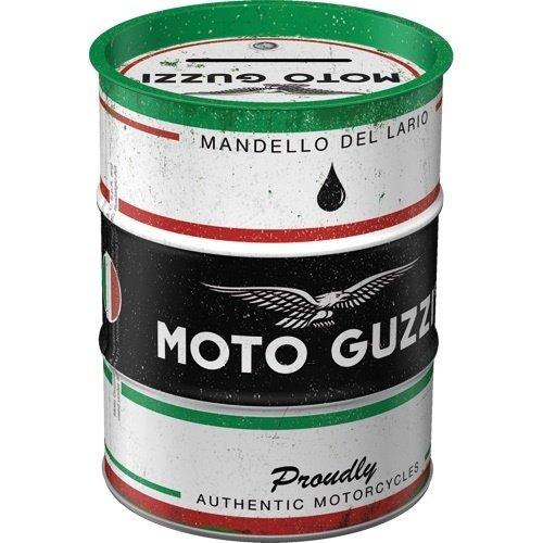 Spardose Ölfass Moto Guzzi Italienisches Motorradöl