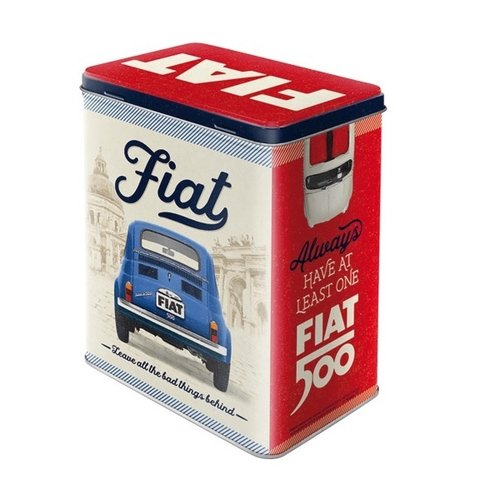 Fiat Fiat 500 - Good things are ahead of you Lagerdose L