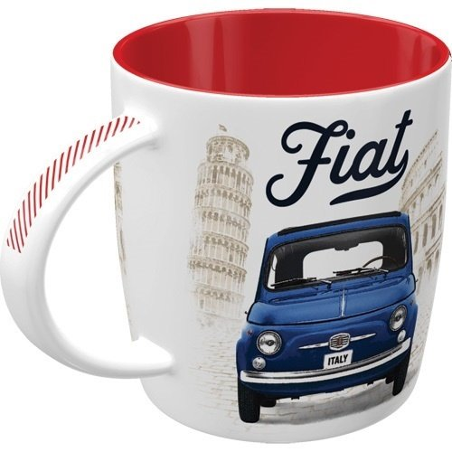 Fiat Fiat 500 Tasse- Good things are ahead of you