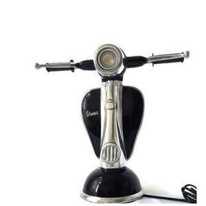 Vespa Vespa-Roller-Tischleuchte schwarz