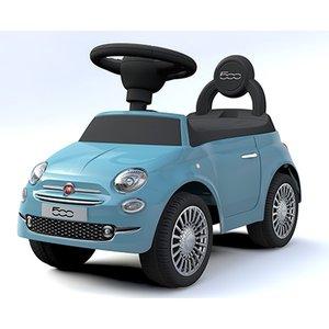 Fiat Loopauto Fiat 500 blauw