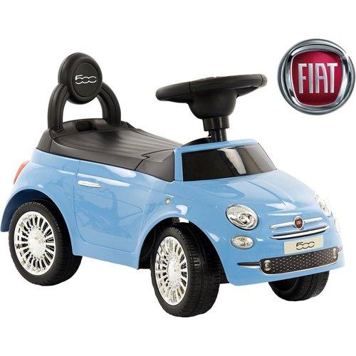 Fiat Fiat 500 loopauto blauw