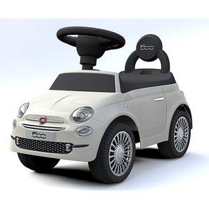 Fiat Loopauto Fiat 500 wit