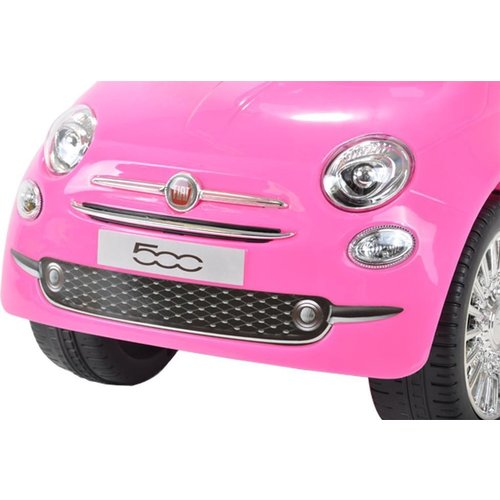 Fiat Fiat 500 Rutschauto rosa