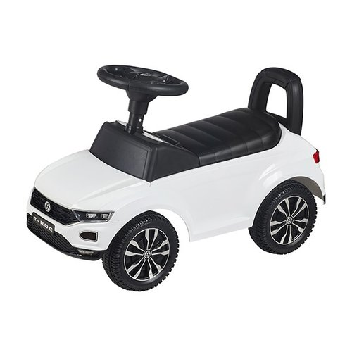 Volkswagen Rutscher Volkswagen T-ROC weiß