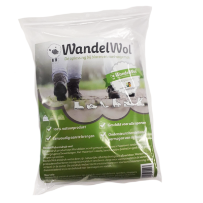 Wandelwol WandelWol anti-drukwol 10 gram