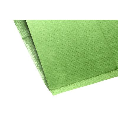 Hoofdsteunzakken fresh green, 25 x 33 cm