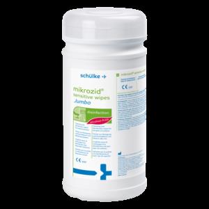 Schülke Schülke Mikrozid Sensitive wipes bus 200 tissues 20 x 20 cm
