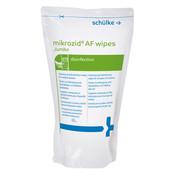 Schülke Mikrozid AF Wipes navulling 200 tissues 20 x 27 cm (+/- half februari leverbaar)
