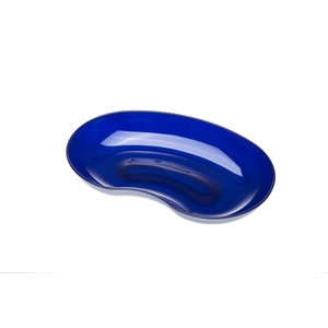 Nierbekkenschaaltje kunststof Donkerblauw