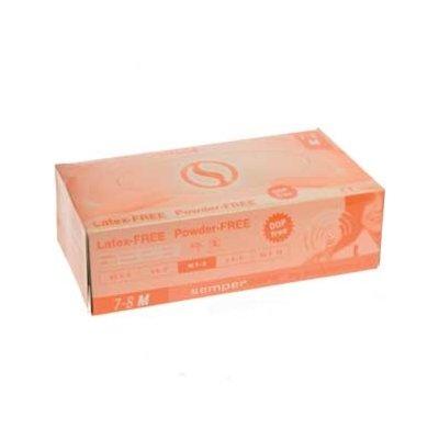 Sempercare Sempercare Vinyl poedervrij wit maat S voorradig