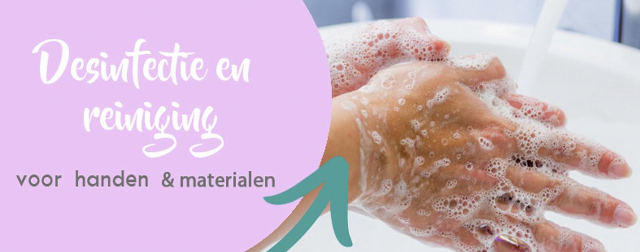 Hand en Hygiene banner 1