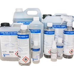 Desinfectievloeistoffen