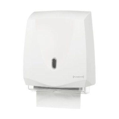 Primesource Dispenser handdoek classic wit PrimeSource