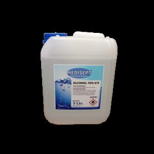 Medisept Medisept Alcohol 70% 5 liter