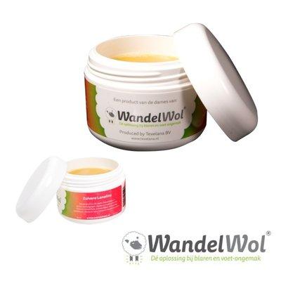 WandelWol Zuivere Lanoline 75 ml