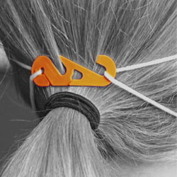 Mondmasker spanners/ clips