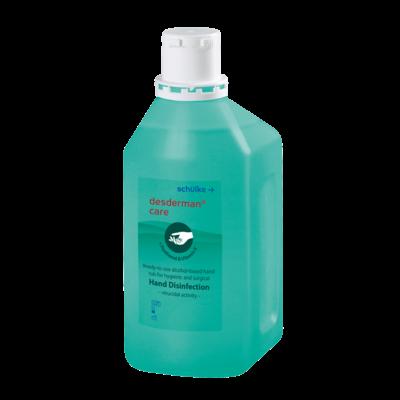 Schülke Desderman Care vloeistof 1 liter (opvolger Desderman Pure)
