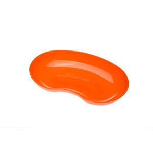 Nierbekkenschaaltje kunststof Oranje