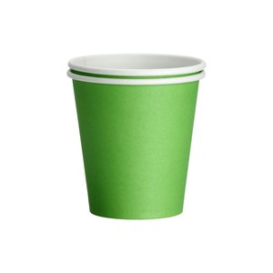 Drinkcups karton fresh green
