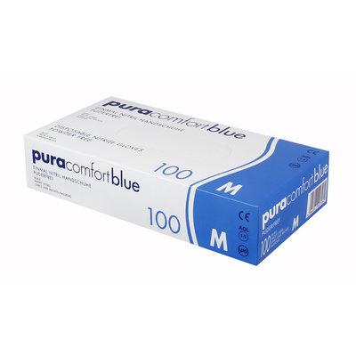 Pura nitril blauw