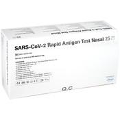 Roche Roche SARS-CoV-2 Rapid Antigen Test Nasal (ondiepe neustest, goedgekeurd als ZELFTEST)