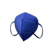 FFP2/ KN95 mondmasker blauw